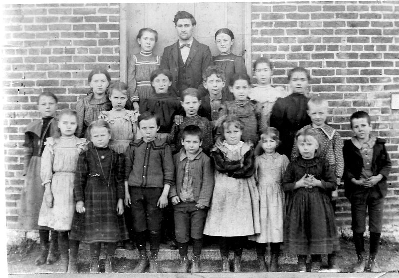 Woodbourne School Class Photo