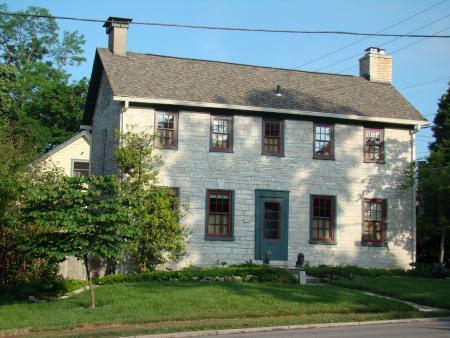 Elisha Jones House