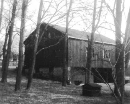 Levin Hatfield Barn