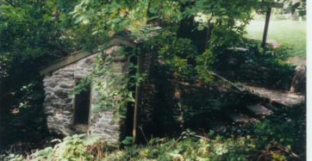 Dr. John Hole Waterwheel House
