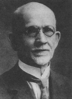 August F. Foerste